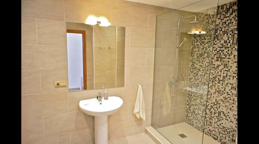 Bathroom off master bedroom