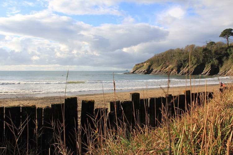 Porthlune Beach