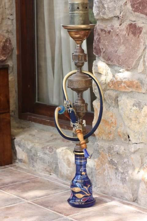 Turkish nargile pipe