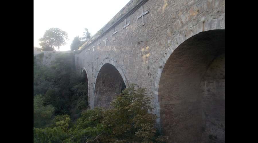 Bridge over River Alzeau, Montolieu