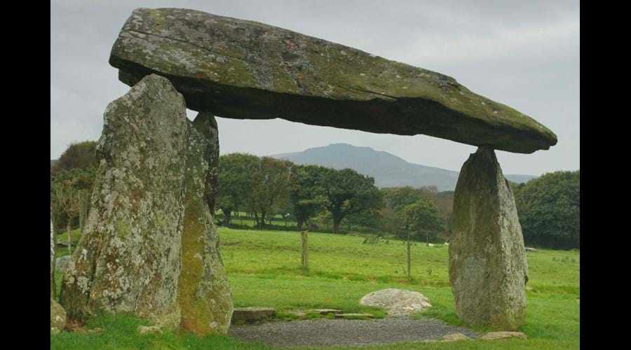 Pentre Ifan Burial Chamber - Cardigan