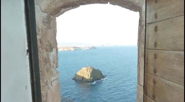 Terreros castle