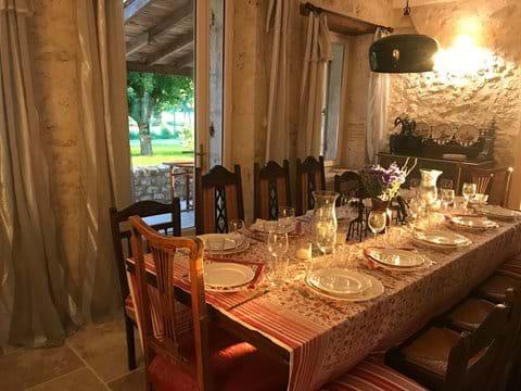 La Busaneth, Foodie, South-West France