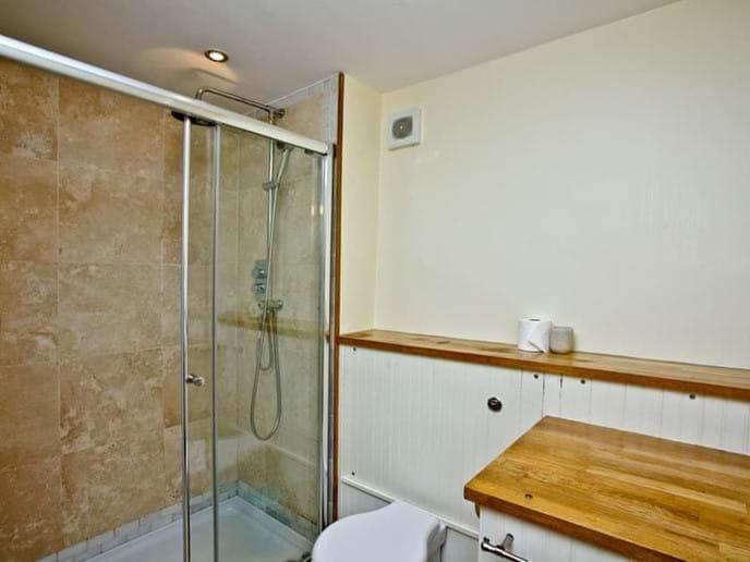 Luxury Rainfall Shower