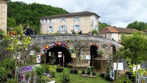 The Floralies in St Jean de Cole