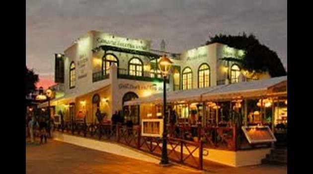 My favourite Italian in the main town- Costa Teguise peak time is the winter !