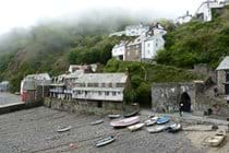 Venture into Devon to visit Clovelly, one hour's drive away