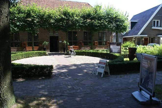 Archaeological museum in Diever