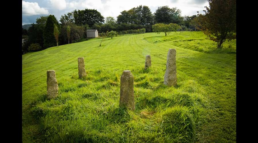 Our very own (20th century) stone circle