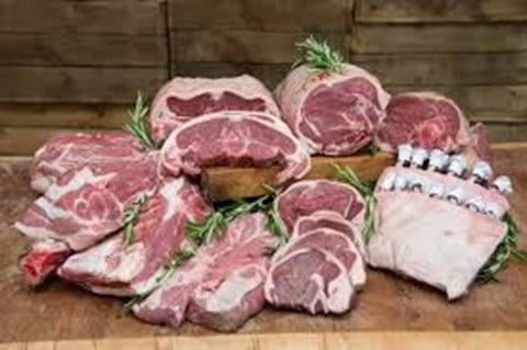 Delicious Ryeland Lamb Meat box