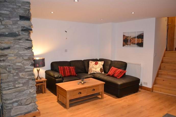 Lounge Corner Leather Sofa
