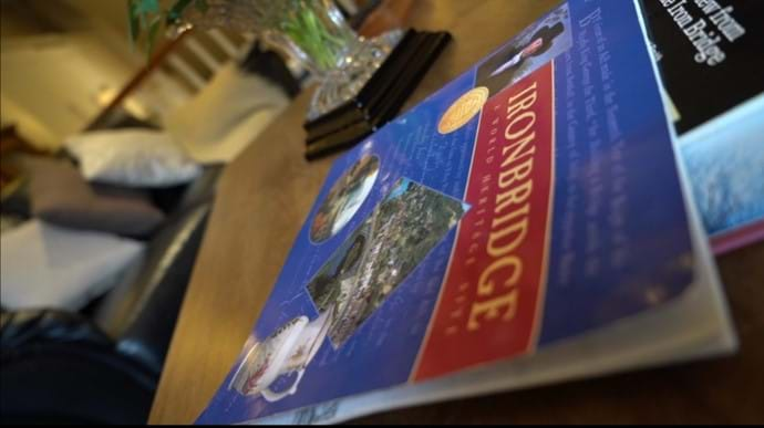 Plenty of local Guide Books can be found in the lounge