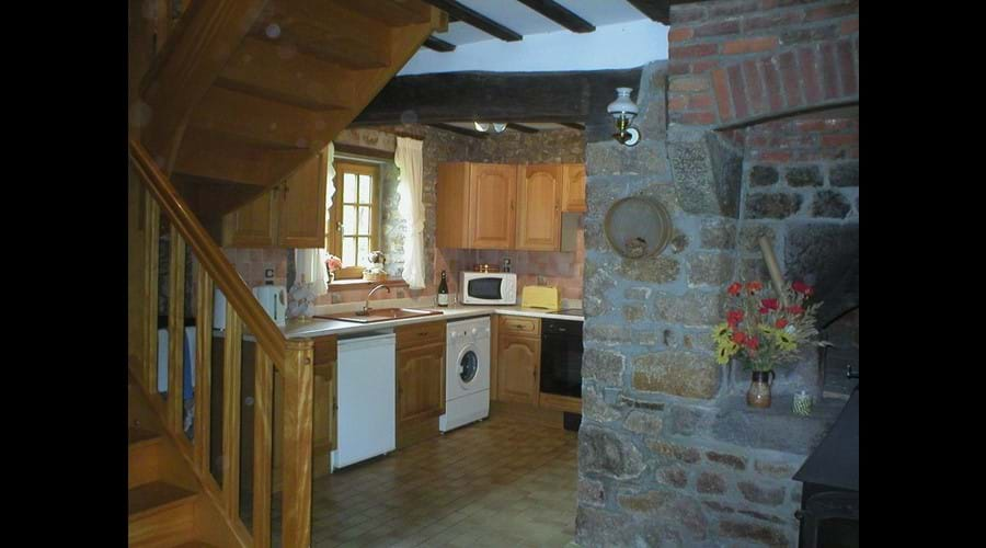 Le Fournil - Kitchen