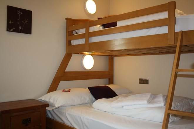 Lenton - Truckle Bedroom