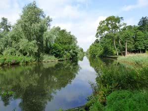 The River Waveney - Beccles