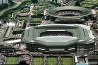 Wimbledon Tennis 15 minutes on foot