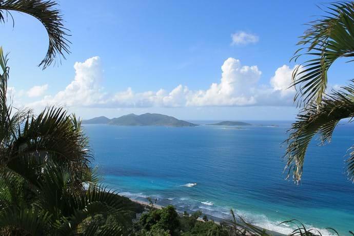Views to Jost Van Dyke & Sandy Cay