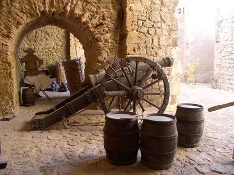 Older children might enjoy the history of D'alt Vila