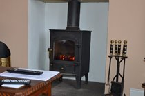 The Cottage - multifuel stove