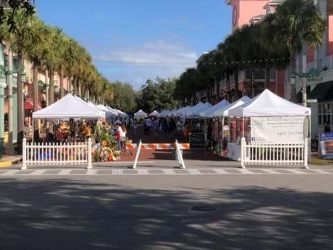 Celebration Sunday Market