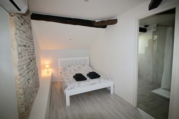 Family Bedroom - view to ensuite