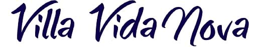 Logo - Villa Vida Nova, Private Villa Rental, Monchique, Algarve, Portugal