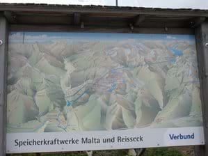 Kolnbrein to Kolbnitz water route