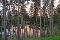 Sunset at Mystic Mountain
