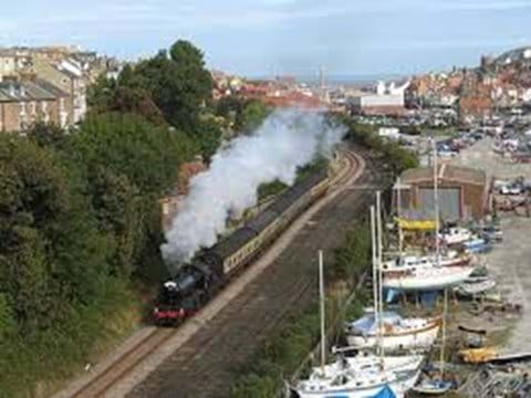 Steam Train - Whitby