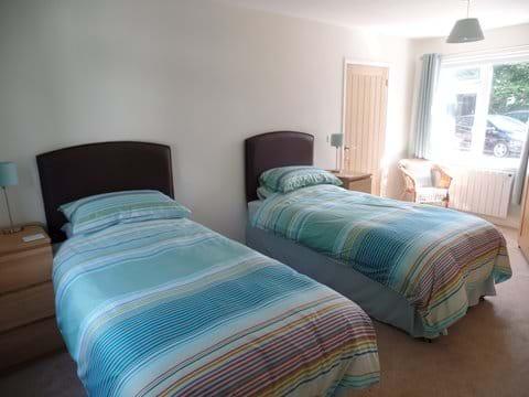 Ground Floor Bedroom as Twin