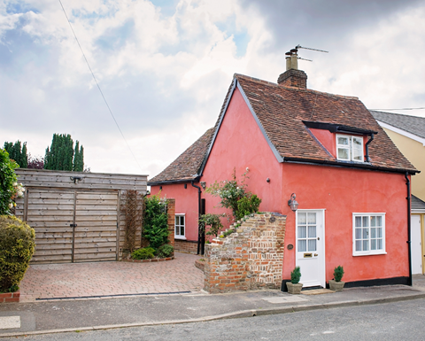 Suffolk self catering cottage