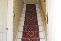 Albion Cottage staircase