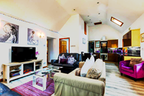 Hayloft Livingroom
