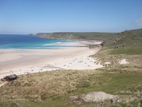 local Sennen cove