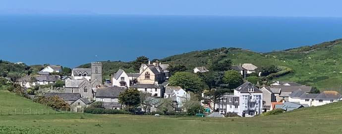 Mortehoe Village