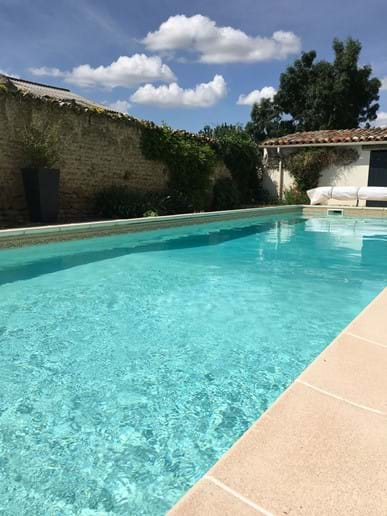 14 x 4 metre pool,
