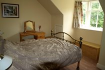 inside the self catering accommodation Fort William