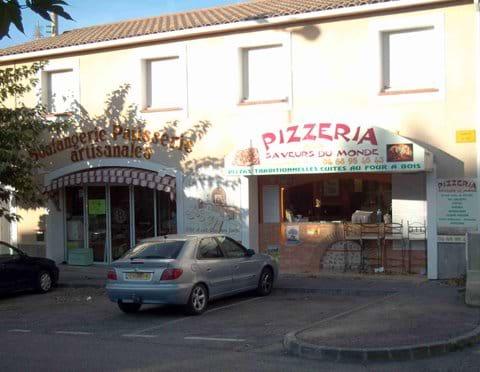 Dorfbäckerei und die Pizzeria