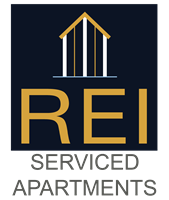 Logo - REI- Serviced Apartments
