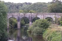 Another view of the Old Aquaduct