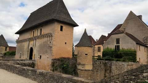 Chateau de Losse
