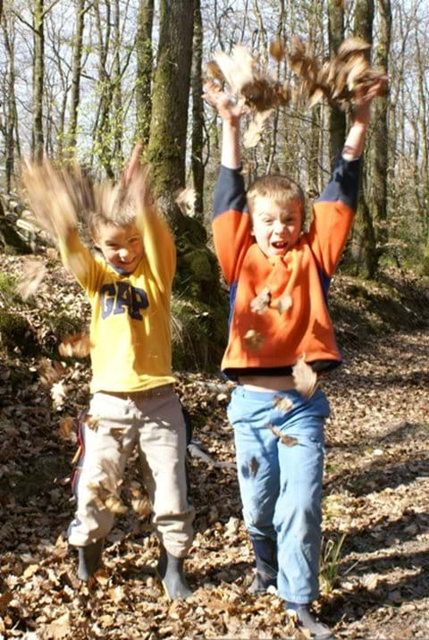 Eco-Gites of Lenault for children friendly holidays