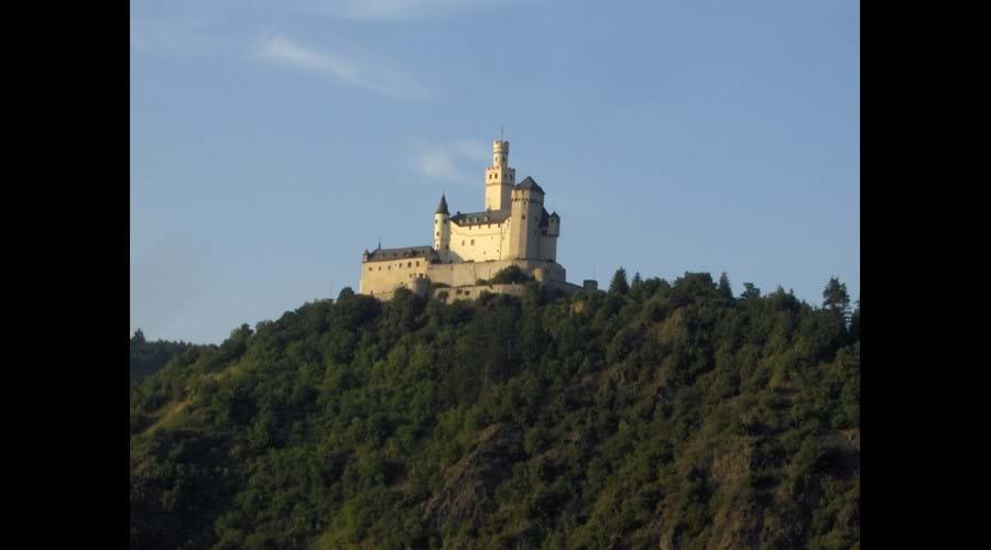 Die einzig unzerstörte Burg am Mittelrhein