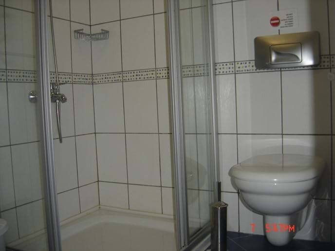 Lower Floor Shower Room