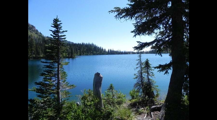 Birch Lake, Jewel Basin