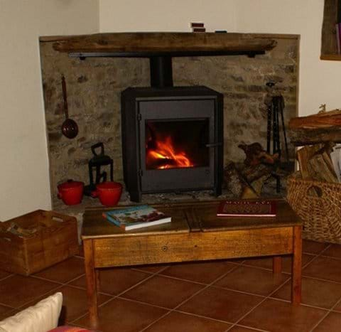Eco-Gites of Lenault, a self catering cottage/gite , sleeps 5 in Normandy, France is an eco-friendly holiday cottage