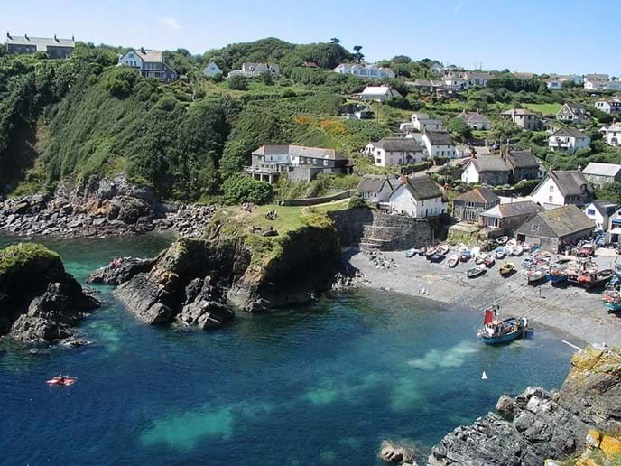 Cadgwith Cove Cottages Cornwall