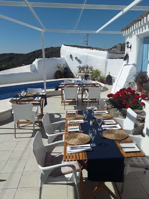 Restaurant Terrace.