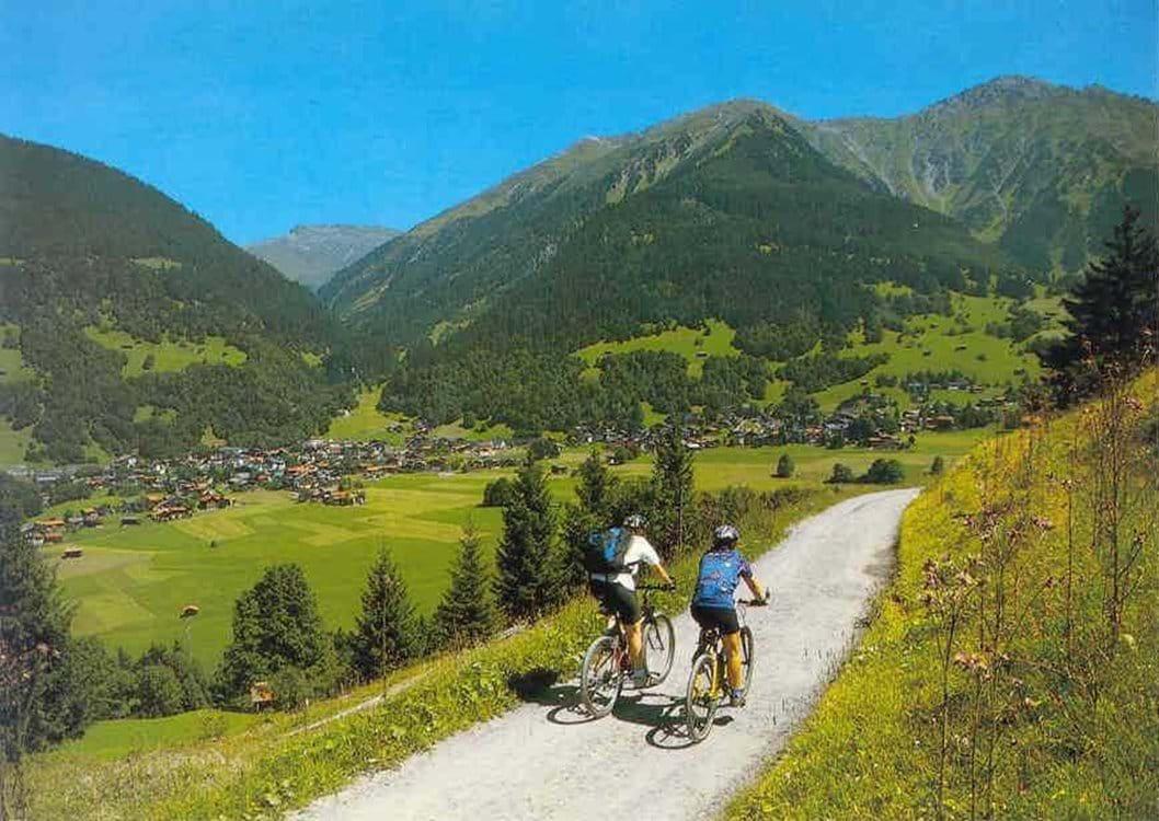 Klosters Mountain Biking