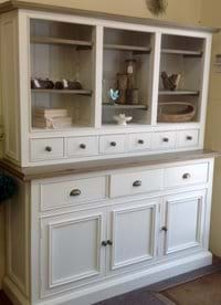 A very popular range using recycled wooden tops